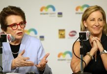 WTA demands equal prize money