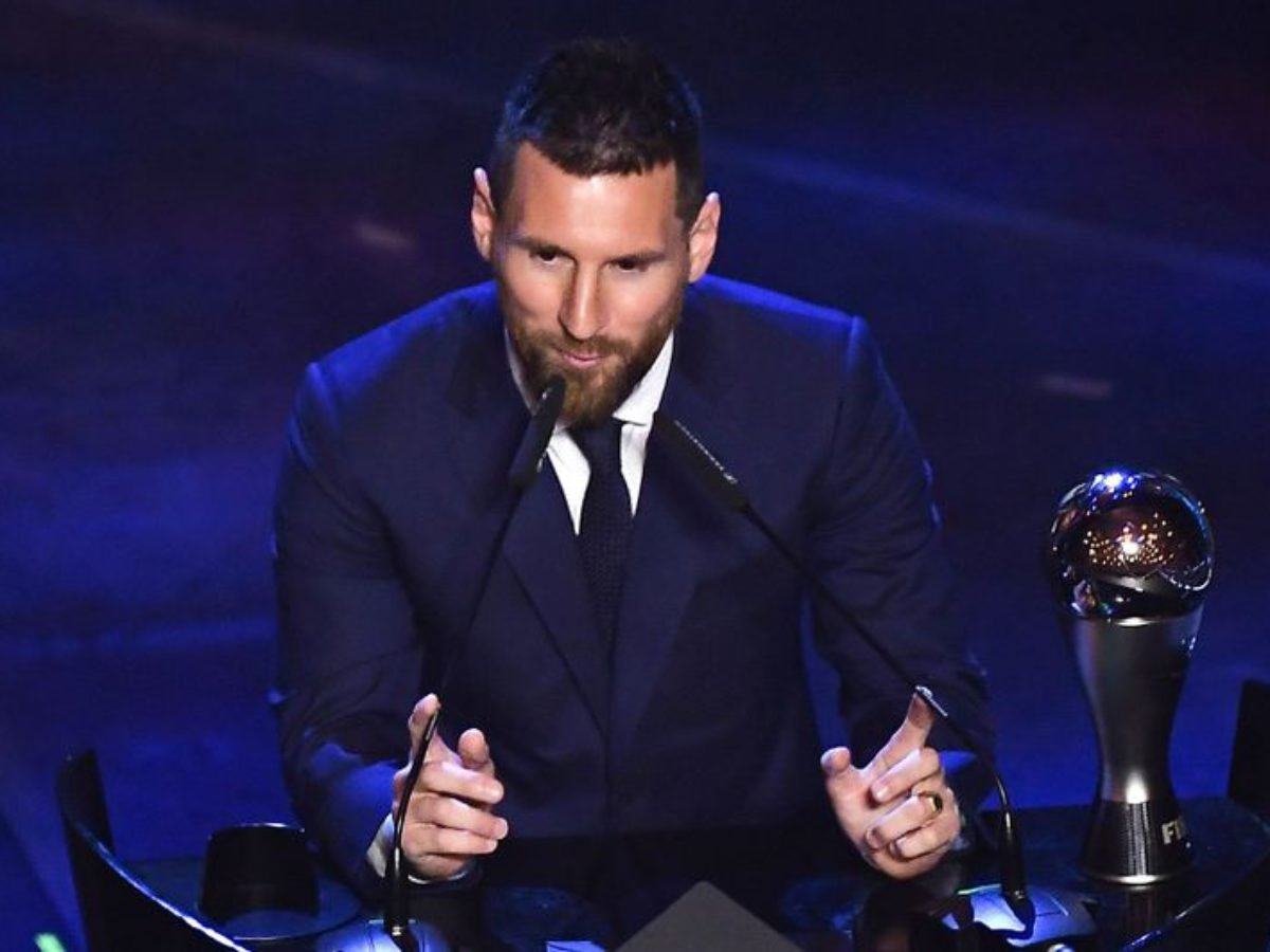 Full List Of Fifa Best Award Winners As Lionel Messi Pips Cristiano Ronaldo Essentiallysports