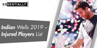 Indian Wells 2019
