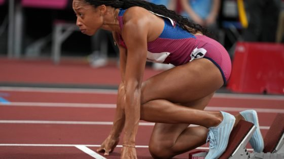 Allyson Felix Reveals the Fate of Her Iconic Spikes Worn at Tokyo Olympics 2020