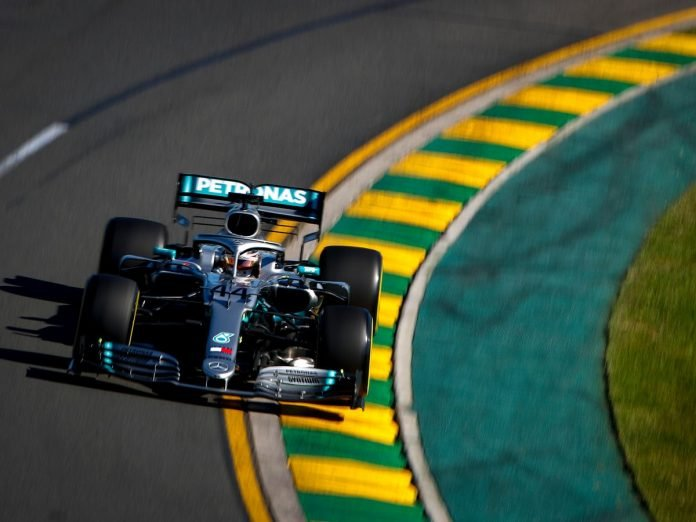 Australian GP 2019