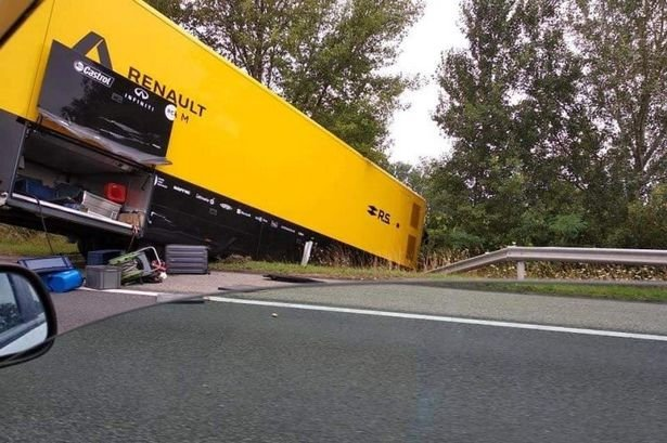 Renault Face Tricky Situation in Hungary After Truck Crashes