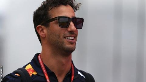 Daniel Ricciardo to leave Red Bull at end of Formula One season