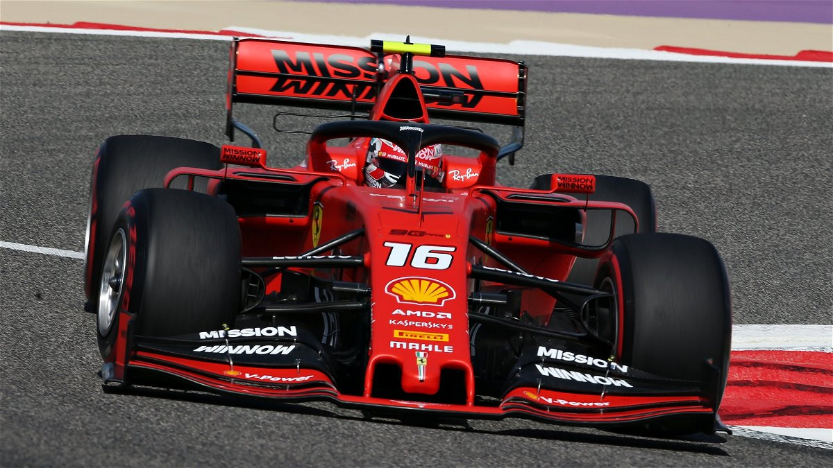 Ferrari Dominate Practice But Mercedes Have A Trick Left Essentiallysports