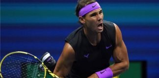 Rafael Nadal Shanghai Rolex Masters 2019
