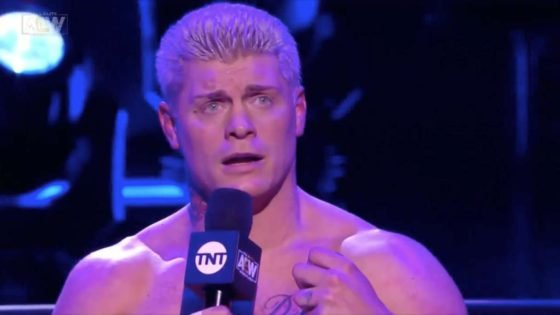 Cody Rhodes Teases Retirement After Loss to Malakai Black on AEW Dynamite