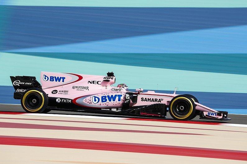 F1 Strange Sponsors