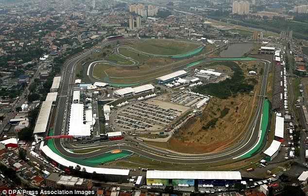 Circuit Interlagos : F1 future of interlagos in doubt essentially sports