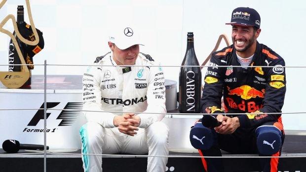 Ricciardo's 2019 future