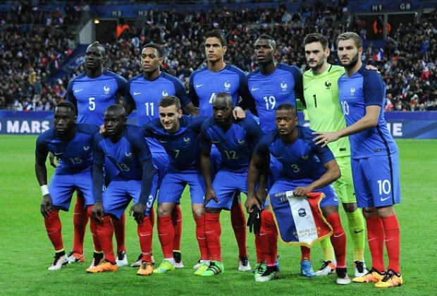 Murkomen roasted for posting this before France vs Belgium tie