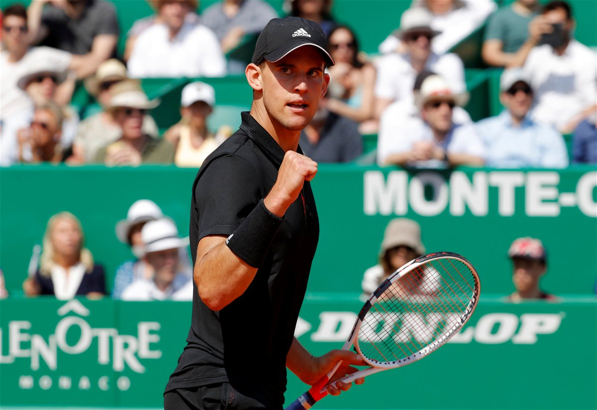 Dominic Thiem vs Rafael Nadal