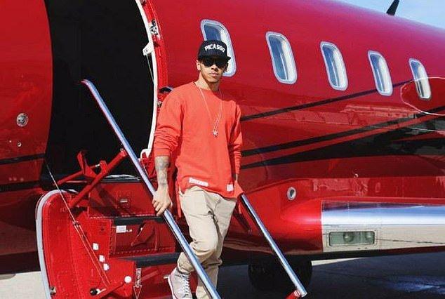 Lewis Hamilton Private Jet