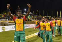 Jamaica Tallawahs vs Guyana Amazon Warriors Dream 11 Predictions