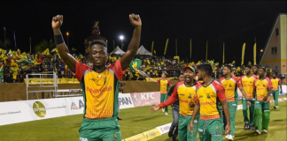 Jamaica Tallawahs vs Guyana Amazon Warriors Dream 11 Predictions