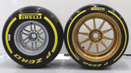 18 Inch Tires >> F1 Pirelli Offer 18 Inch And Smart Tire Solution