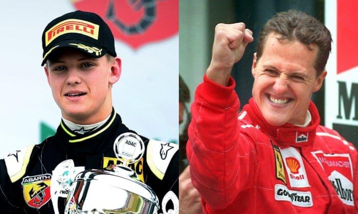 Mick Schumacher F1 debut