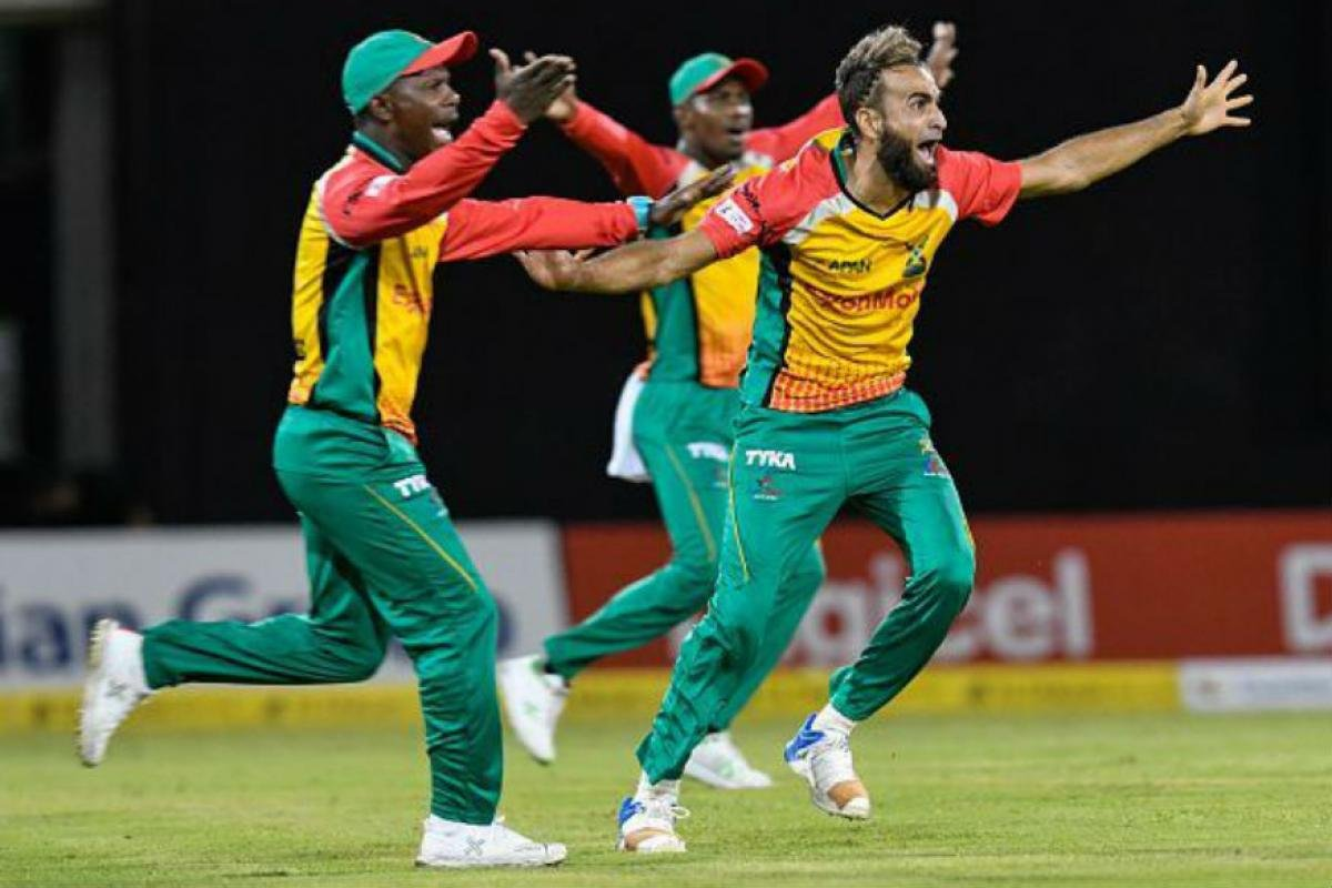 St Lucia Zouks vs Guyana Amazon Warriors Dream 11 Predictions