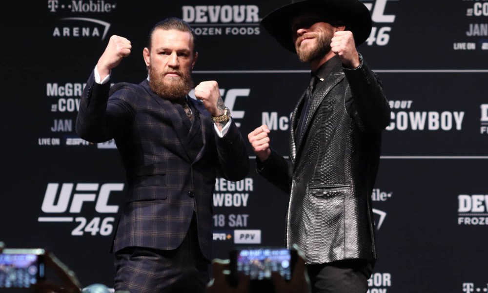 Key Takeaways From Ufc 246 Press Conference With Conor
