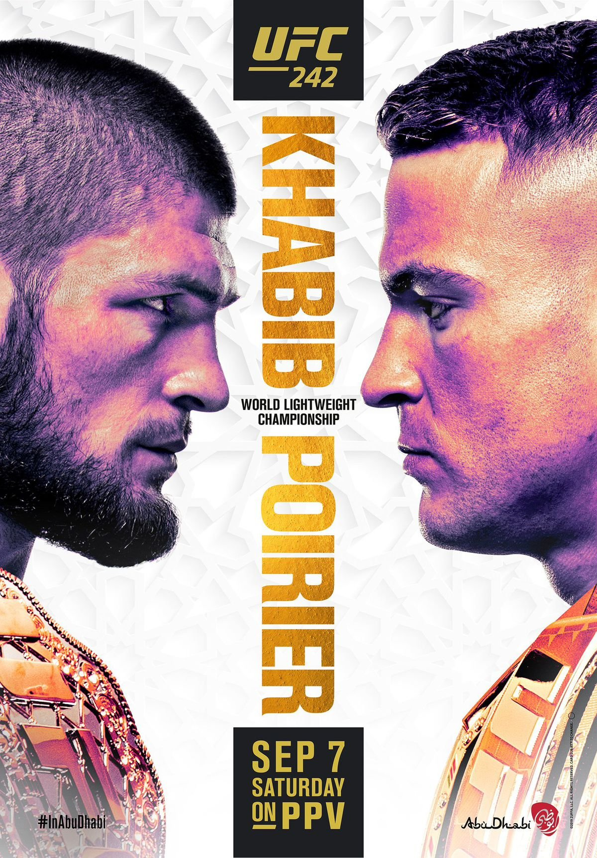 UFC 242: Khabib Nurmagomedov vs Dustin Poirier Prediction