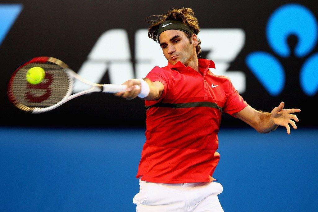 Australian Open 2012, Roger Federer