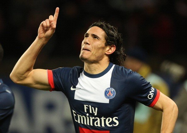 "CAVANI: ""I'm not going anywhere"""