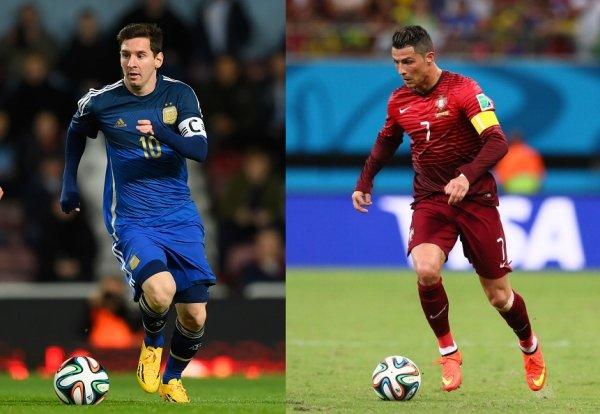 Messi vs Ronaldo International Face-Off - Essentially Sports