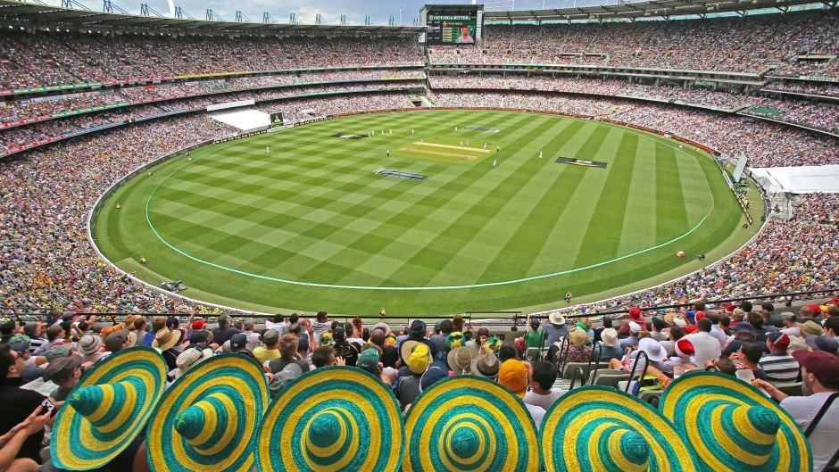 The Melbourne Cricket Ground, MCG, Boxing Day Test