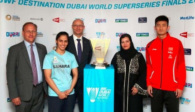 Badminton Dubai World SuperSeries