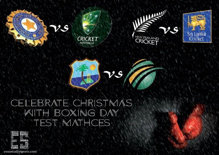 Boxing Day Test Matches