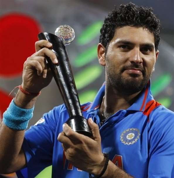 Does Yuvraj have it in him to make a comeback again