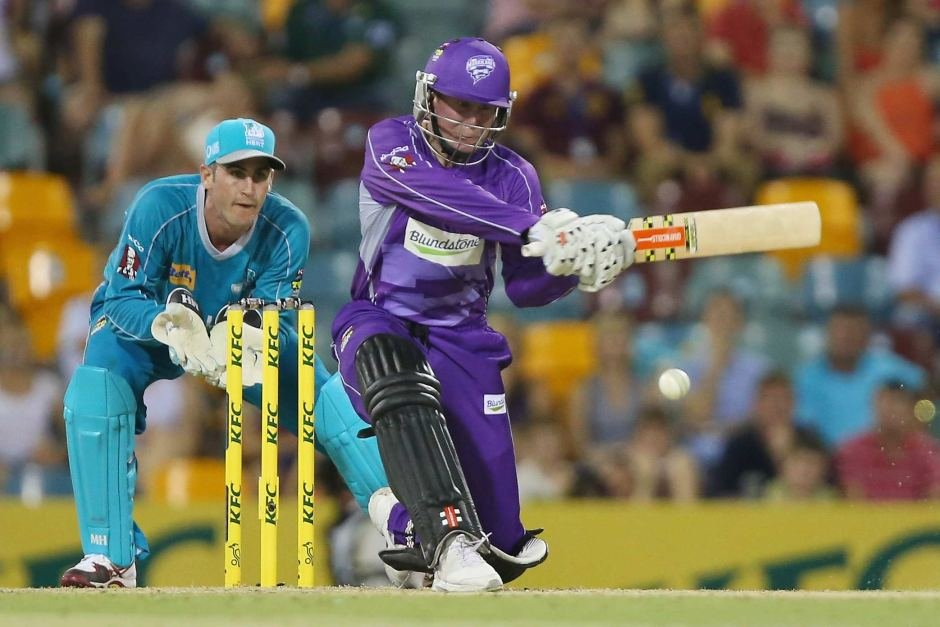 Hobart Hurricanes vs Brisbane Heat