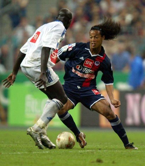 Ronaldinho's elastico