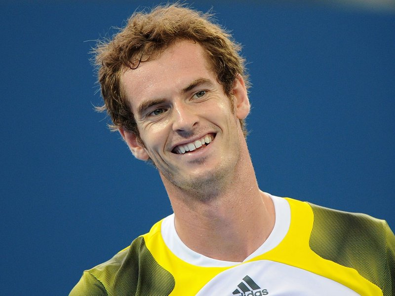 Andy Murray earned a 6.3 million dollar salary - leaving the net worth at 85 million in 2018