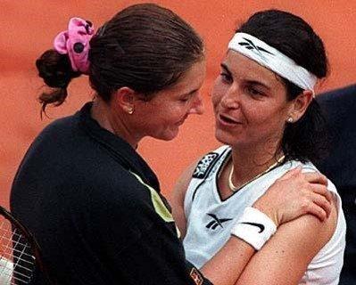 1998, Vicario vs Seles