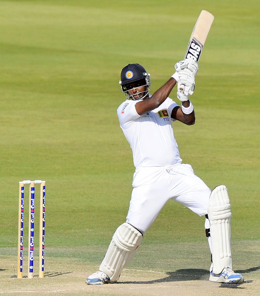 Angelo Matthews Sri Lanka Pakistan Test series