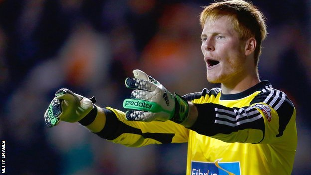Adam Bogdan signed by Liverpool