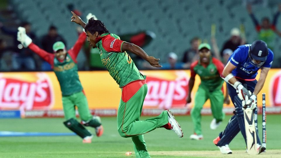 Bangladesh v England 2015 World Cup