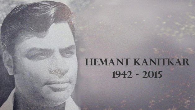 Hemant Kanitkar