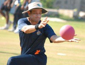 Former India Cricketer and Hemant Kanitkar's son, Hrishikesh Kanitkar