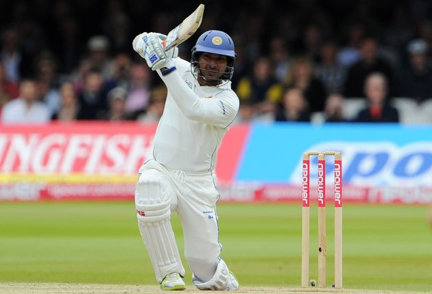 Kumar Sangakkara to retire after first test against India