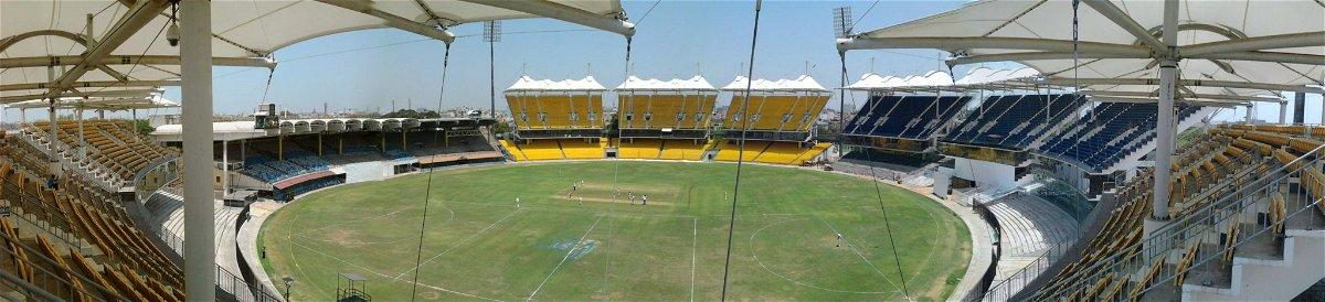 MA Chidambaram Stadium (Chepauk)