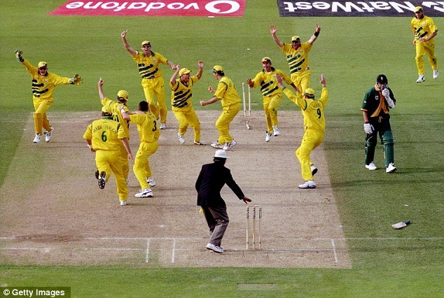 Run Outs in ODI cricket