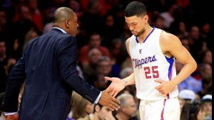 Both Father -Son Duo of the LA Clippers