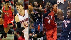 The Atlanta Hawks