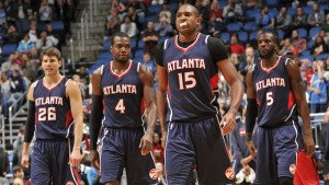 The Hawks were the #1 Eastern Team with a 60-22 record