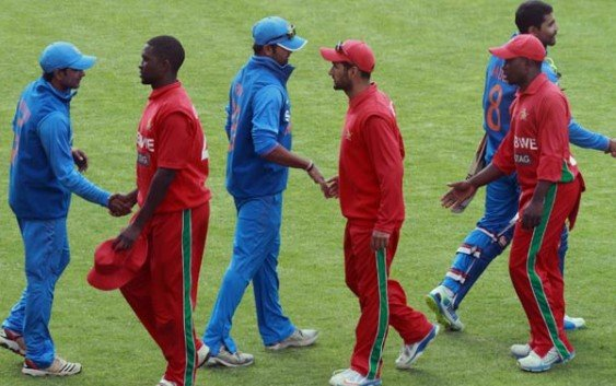 Zimbabwe - India Cricket