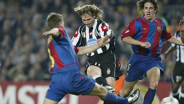 Juventus Vs Barcelona Past Meetings Essentiallysports