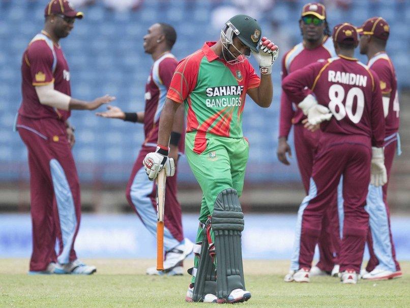 West Indies v Bangladesh ODI series 2014