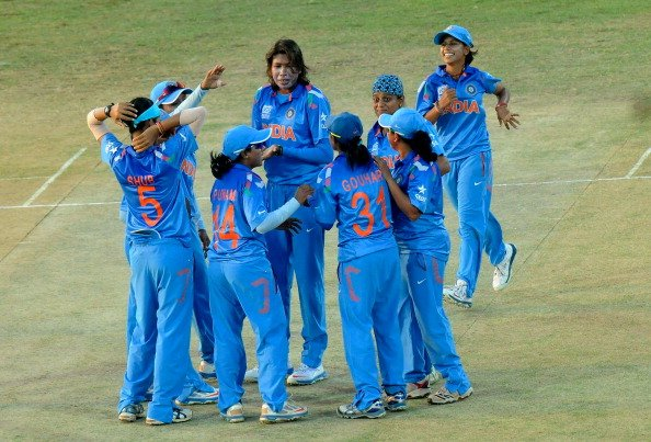 Indian Women's Cricket Team