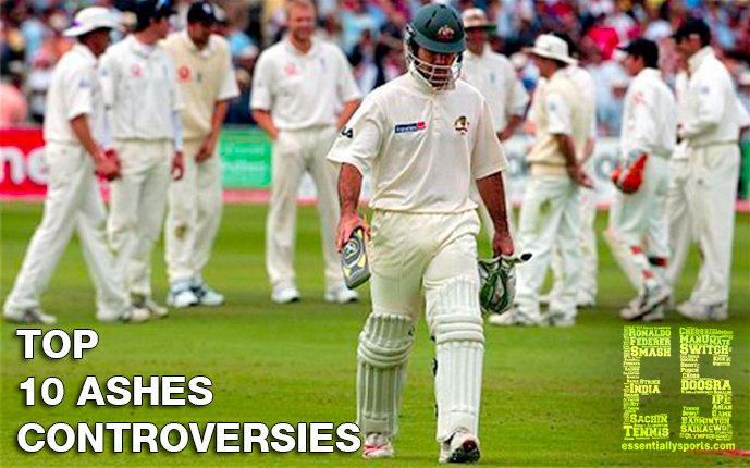 Ashes Controversies